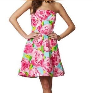 Lilly Pulitzer First Impression Blossom Dress